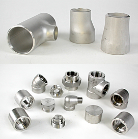 Stainless steel buttweld and 3m fittings